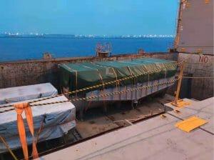 Prime Global Logistics Ship